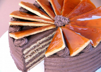 A leghíresebb magyar desszert: az eredeti dobostorta receptje, ahogy nagymamám tanította
