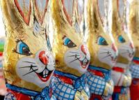 A tavalyinál nagyobb forgalmat várnak az édességgyártók húsvét előtt