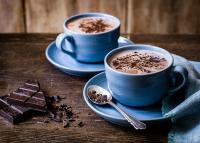 Egyszerű forró csoki házilag