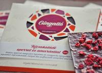 Gingalló csokoládé: csokoládékóstoló program borral kísérve