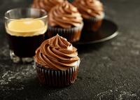 Csokis-kávés muffinok – Nutella krémmel is próbáld ki!