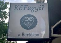 """""""A fagyihoz mosolyogni kell!"""" – a Kő fagyi? Mindszentkálla után már a Bartókon is!"""