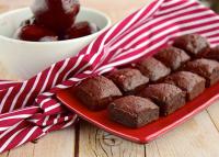 Lágy tésztájú, csupa csoki brownie: céklától lesz szaftos és ragacsos