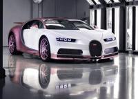 Ha a csokoládé nem elég: fehér-rózsaszín Bugatti Bálint-napra