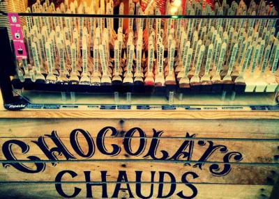 Csokoládémennyország - Brüsszeli séta