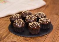 30 perces csokis-mogyorós muffin: ezt a receptet nem lehet elrontani