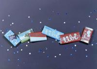 Borcsokoládé, lyukacsos csokoládé, orvoscsemege Csokoládé világnapja: szabadalmi bejelentések a múltból