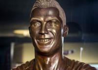 Ronaldo csokiszobra biztosan nem az örökkévalóságnak készült